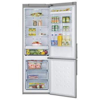 Холодильник SAMSUNG RL40SGPS1, двухкамерный, белый [rl40sgps1/bwt]
