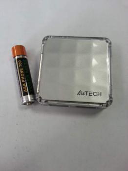 Хаб (разветвитель) A4HUB-56-3, серебристый [hub-56-3 (silver)]