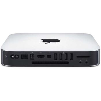 Неттоп APPLE Mac mini MC815RS/A, Intel Core i52410M, DDR32Гб, 500Гб, Intel HDGraphics, без ODD, CR, Mac OS X, белый