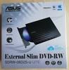Оптический привод DVD-RW ASUS SDRW-08D2S-U LITE/BLK/G/AS, внешний, USB, черный,  Ret вид 26