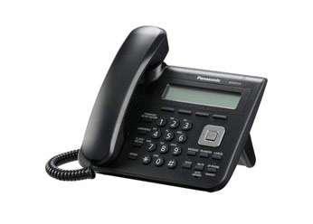 IP телефон PANASONIC KX-UT113RU-B