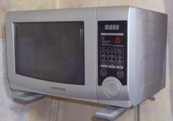 Кронштейн HOLDER MWS-2003, для СВЧ, 40кг, металлик