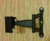"""Кронштейн для телевизора Kromax TECHNO-5 серый 15""""-55"""" макс.35кг настенный поворот и наклон вид 9"""