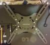 """Кронштейн для телевизора Kromax TECHNO-5 серый 15""""-55"""" макс.35кг настенный поворот и наклон вид 4"""