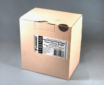 Фотобумага Lomond 110310510×15/260г/м<sup>2</sup>/500л./ярко-белый высокоглянцевое для струйной печати
