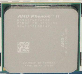 Процессор AMD Phenom II X4960T, SocketAM3OEM [hd96ztwfk4dgr]