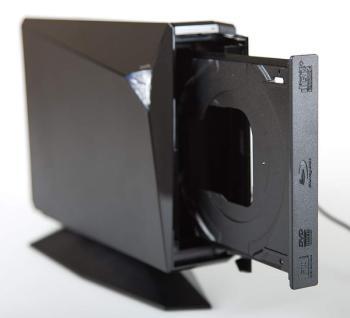 Оптический привод Blu-Ray REASUS BW-12D1S-U/BLK/G/AS, внешний, USB, черный, Ret
