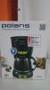 Кофеварка POLARIS PCM1211,  капельная,  черный  / салатовый вид 4