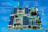 Серверная материнская плата INTEL DBS2600CP4,  bulk [dbs2600cp4 916041] вид 2