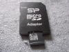 Карта памяти microSDHC SILICON POWER 32 ГБ, Class 10, SP032GBSTH010V10SP,  1 шт., переходник SD вид 4