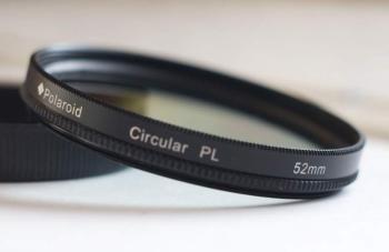 Фильтр Polaroid CPL 52мм