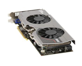 Видеокарта MSI AMD Radeon HD7950 , 3Гб, GDDR5, OC, Ret [r7950twin frozr 3gd5v2/oc]