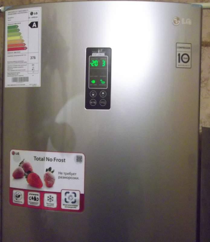 Холодильник lg ga e489zvqz отзывы