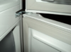 Холодильник BEKO CN 327120,  двухкамерный, белый вид 7