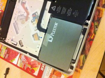 SSD накопитель PLEXTOR PX-256M5S 256Гб, 2.5, SATA III