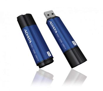 Флешка USB A-DATA DashDrive Elite S102 Pro 32Гб, USB3.0, синий [as102p-32g-rbl]