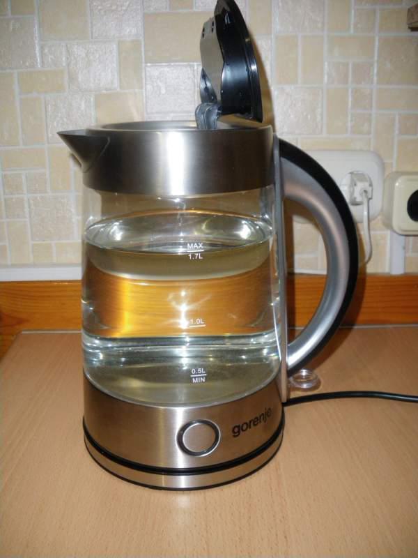 Купить чайник электрический gorenje