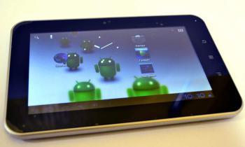 Планшет DAEWOO DTR-07FSBH, 512Мб, 4Гб, Android 4.0 черный [841570700000]
