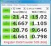 Флешка USB KINGSTON DataTraveler SE9 8Гб, USB2.0, серебристый [dtse9h/8gb] вид 2