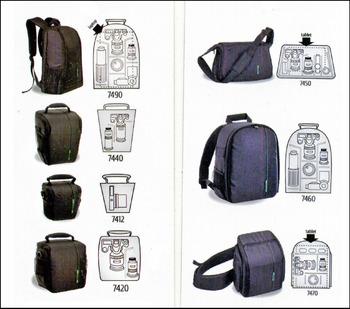 Рюкзак RIVA 7460PS, черный [7460 (ps)]