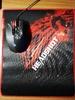 Коврик для мыши A4 Bloody B-071,  черный/рисунок вид 6