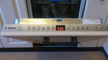 Посудомоечная машина узкая BOSCH SPV63M50RU