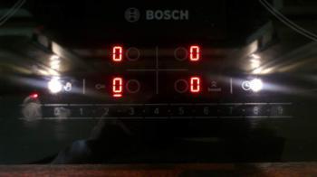 Варочная панель BOSCH PIB651F17E, индукционная, независимая, черный