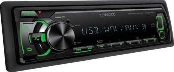 Автомагнитола KENWOOD KMM-157, USB