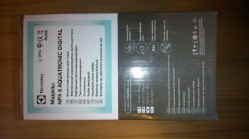 Водонагреватель ELECTROLUX Aquatronic NPX 6, проточный, 5.7кВт [npx 6aquatronic digital]
