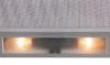 Вытяжка встраиваемая Shindo Maya 50 2M SS/BG нержавеющая сталь управление: кнопочное (2 мотора) вид 5