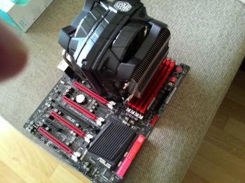 Материнская плата ASUS MAXIMUS VIEXTREME, LGA 1150, Intel Z87, ATX, Ret