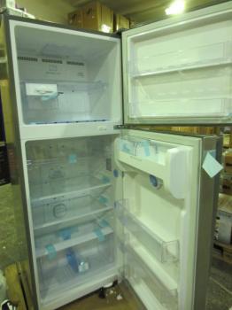 Холодильник LG GN-M492GLHW, двухкамерный, серебристый