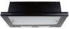 Вытяжка встраиваемая Elikor Интегра 50П-400-В2Л черный управление: кнопочное (1 мотор) вид 5