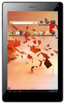Планшет TEXET TM-7055HD, 1GB, 8GB, 3G, Android 4.2 черный [tм-7055hd ]