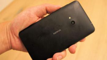 Смартфон NOKIA Lumia 625 черный