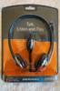 Наушники с микрофоном PLANTRONICS Audio 326,  80933-15,  накладные, черный вид 14