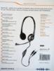 Наушники с микрофоном PLANTRONICS Audio 326,  80933-15,  накладные, черный вид 13