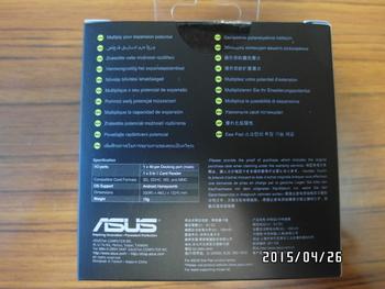 Картридер ASUS 90-XB2UOKEX00030, Asus EeePad, черный