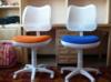 Кресло БЮРОКРАТ CH-W797, на колесиках, оранжевый [ch-w797/wh/tw-96-1] вид 9
