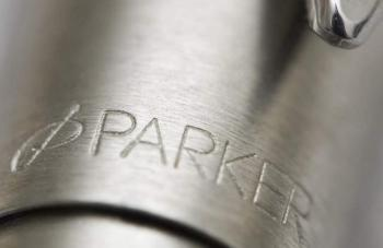Ручка шариковая Parker Jotter K61 (S0705560) Stainless Steel CT M синие чернила подар.кор.
