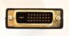 Переходник BURO HDMI (f) -  DVI-D (m),  GOLD ,  черный [hdmi-19fdvid-m_adpt] вид 7