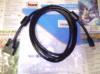 Кабель Buro HDMI (m)/DVI-D(m) 3м. феррит.кольца Позолоченные контакты (HDMI-19M-DVI-D-3M) вид 8