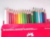 Карандаши цветные Faber-Castell Eco Замок 120124 24цв. точилка карт.кор. вид 4