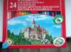 Карандаши цветные Faber-Castell Eco Замок 120124 24цв. точилка карт.кор. вид 2