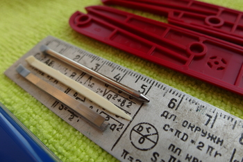 Ручка сменная для ножей Victorinox (A.6144)