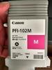 Картридж CANON PFI-102M пурпурный [0897b001] вид 1