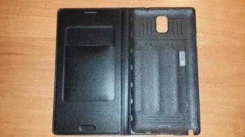 Чехол (флип-кейс) SAMSUNG Flip Wallet (EF-WN900BBEGRU), для Samsung Galaxy Note 3, черный