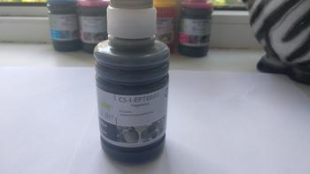 Чернила CACTUS CS-I-EPT0801, для Epson, 100мл, черный