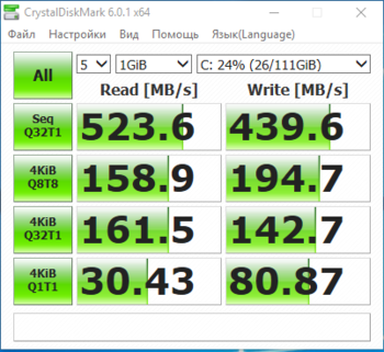 SSD накопитель SILICON POWER Slim S55SP120GBSS3S55S25 120Гб, 2.5, SATA III