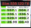 "SSD накопитель SILICON POWER Slim S55 SP060GBSS3S55S25 60Гб, 2.5"", SATA III вид 11"